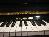 Hoffmann W. Hoffmann V 112 von 2008 in Schwarz poliert