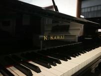 Kawai KF-1 von 1995 in Schwarz poliert